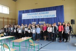 IV Powiatowy Konkurs Wiedzy o Twórcach Literatury