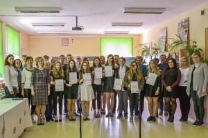 V Powiatowy Konkurs Piosenki w Języku Angielskim