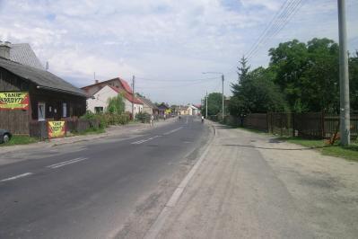 Mieszkańcy Gminy Kłomnice apelują o przebudowę drogi krajowej 91