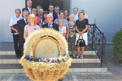 Dożynki Parafialne w Borownie