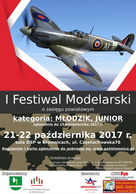 I Festiwal Modelarski