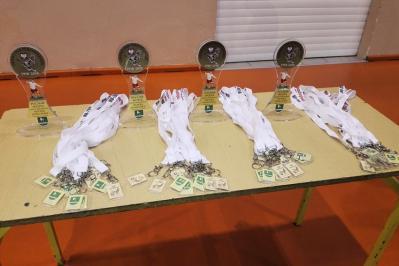 Turniej Halowej Piłki Nożnej o Puchar Wójta Gminy Kłomnice