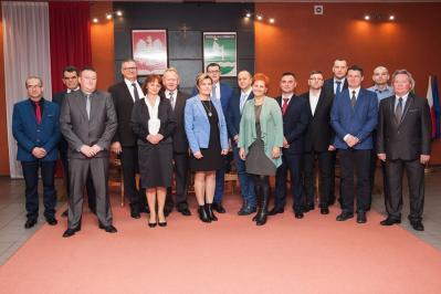 I Sesja Rady Gminy Kłomnice Kadencji 2018-2023 r.– 21.11.2018 r.