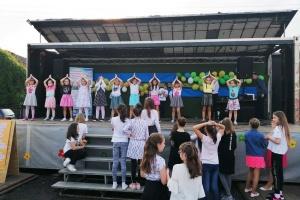 Pierwszy Festyn Rodzinny w Szkole Podstawowej w Kłomnicach