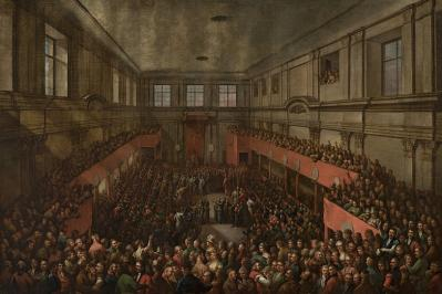 Rocznica uchwalenia Konstytucji 3 maja.